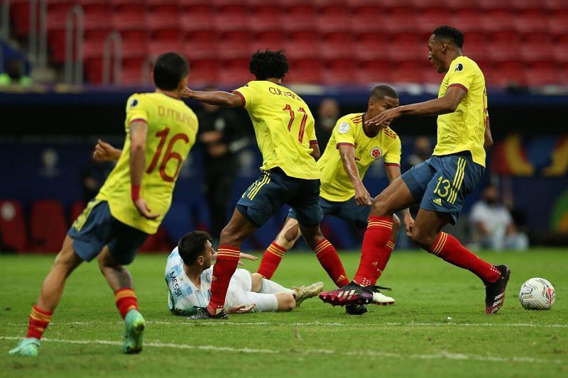5 Fakta Menarik Jelang Kolombia vs Argentina di Semifinal Copa America 2021